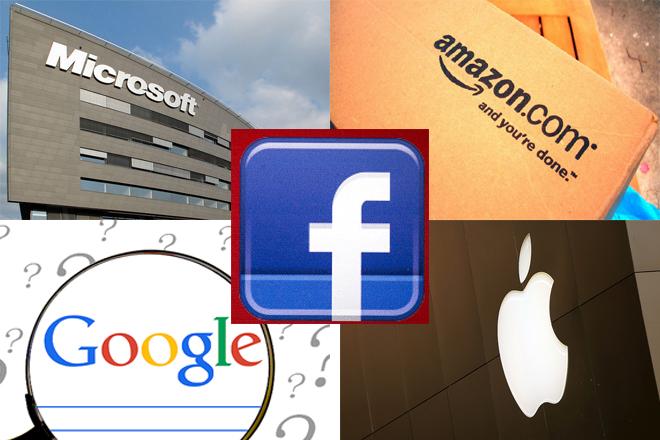 Οι πέντε εταιρείες που αξίζουν πάνω από 10 φορές το ελληνικό ΑΕΠ