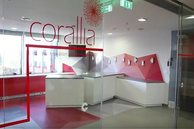 Στρατηγικό deal του Corallia με ένα απ' τα μεγαλύτερα cluster της Ευρώπης