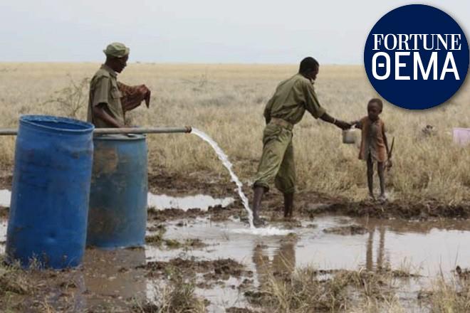Έτσι μπορούμε να αποφύγουμε έναν παγκόσμιο πόλεμο για το νερό
