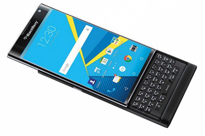 Ήρθε το πρώτο smartphone της Blackberry με Android