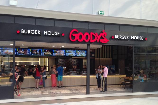Goody's: Στόχος τα 10 καταστήματα στην Αυστραλία σε 4 χρόνια