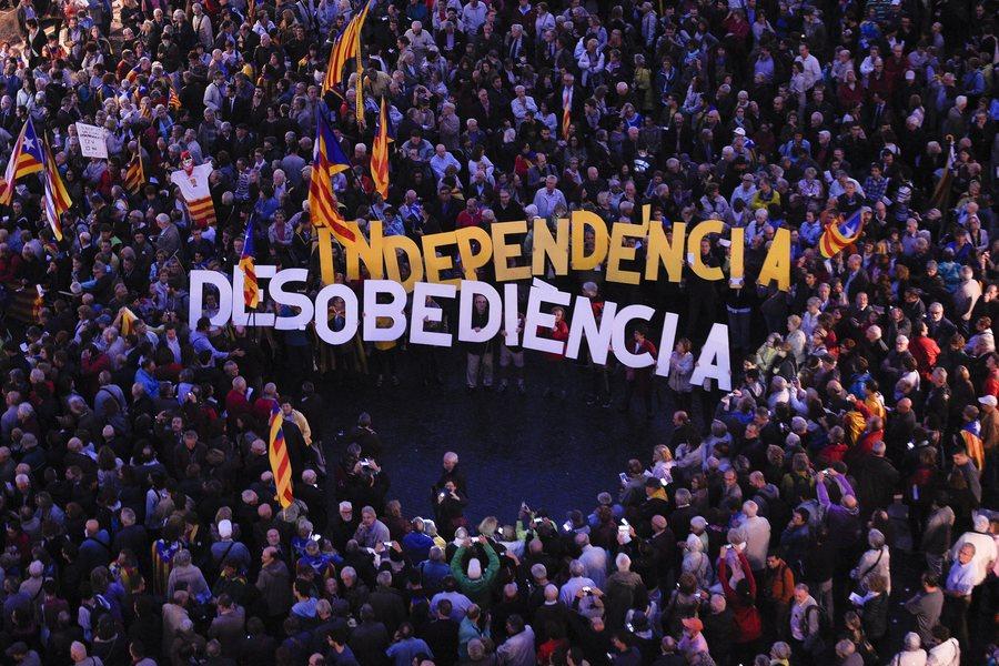 Είναι επίσημο: Η Καταλονία στήνει το δικό της κράτος