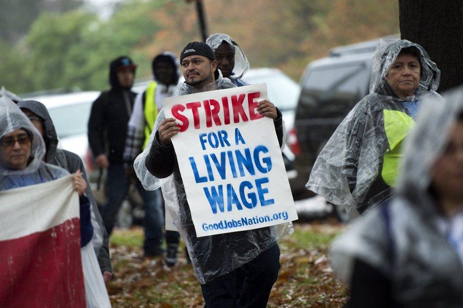 Η μεγαλύτερη απεργία χαμηλόμισθων στις ΗΠΑ που έγινε ποτέ