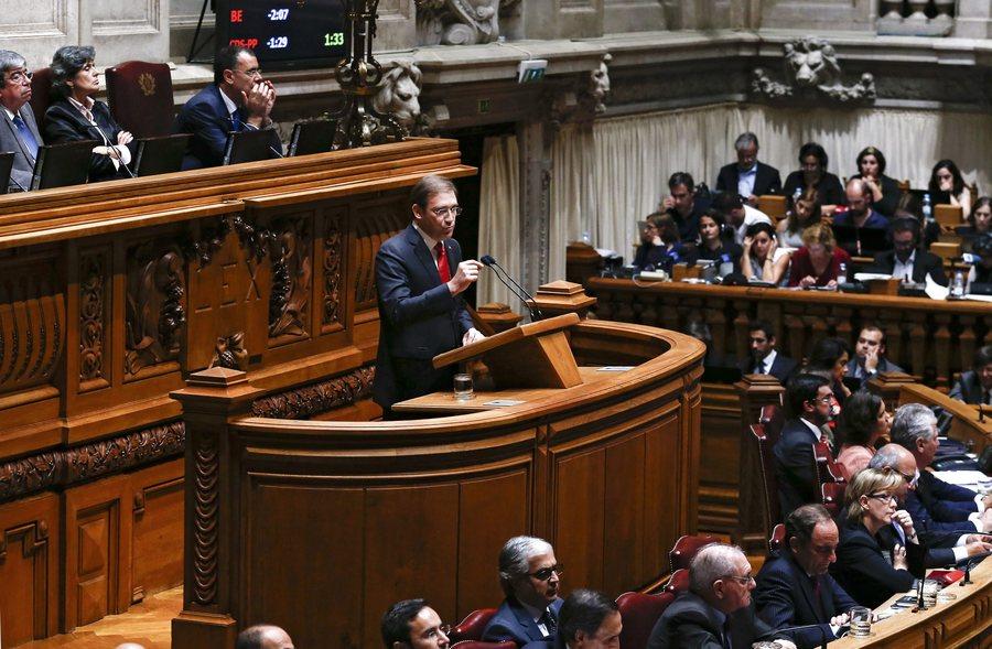 Η βουλή της Πορτογαλίας έριξε κι επίσημα την κυβέρνηση μειοψηφίας