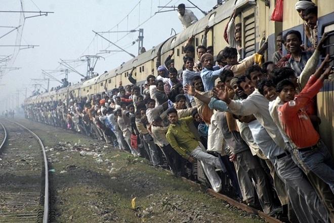 H General Electric αλλάζει το σιδηροδρομικό δίκτυο της Ινδίας