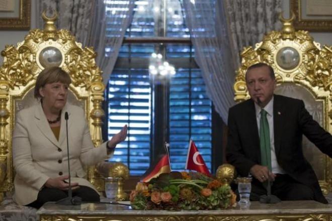 μερκελ ερντογάν