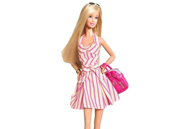Η μεταμόρφωση της Barbie μέσα σε 56 χρόνια