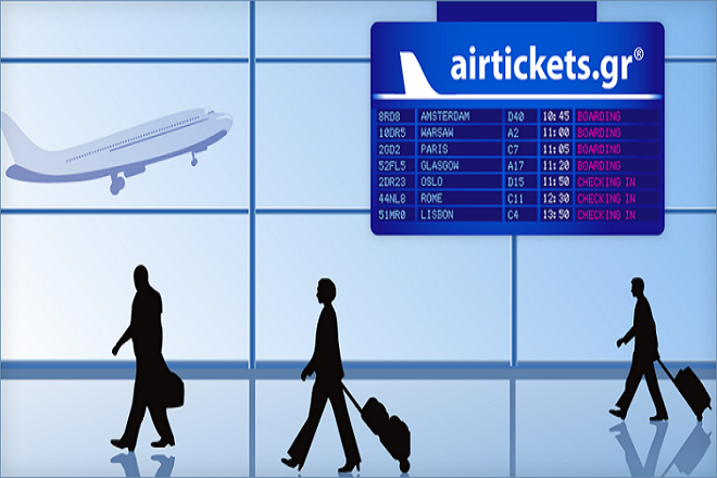 Airtickets: Παραμένει leader στην αγορά on line κρατήσεων
