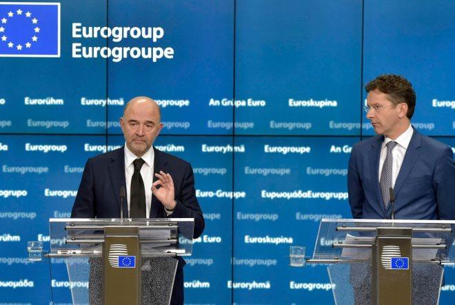 Ντάισελμπλουμ: Όλα έτοιμα για την εκταμίευση των 12 δισ. ευρώ