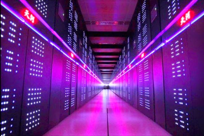 Ο ισχυρότερος υπολογιστής του κόσμου βρίσκεται στην…