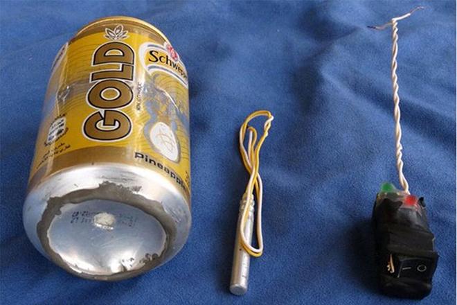 Ισλαμικό Κράτος: Με αυτή τη βόμβα ανατινάξαμε το ρωσικό αεροσκάφος