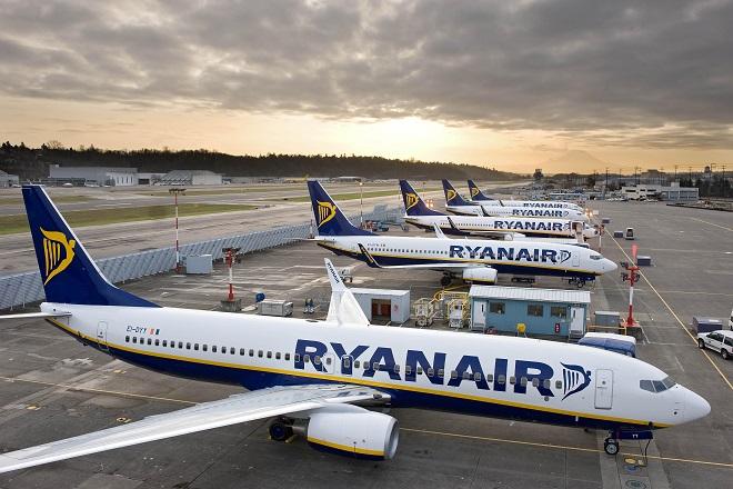 Νέα δρομολόγια από την Αθήνα ανακοίνωσε η Ryanair