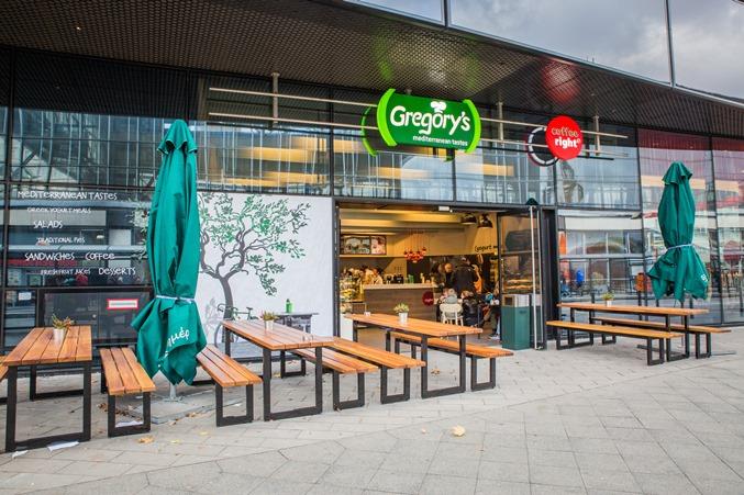 Το πρώτο κατάστημα στο Βερολίνο ανοίγει ο Γρηγόρης