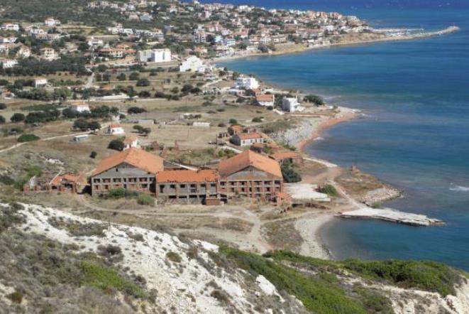 Πολυτελές τουριστικό συγκρότημα 100 εκατ. στη Χίο