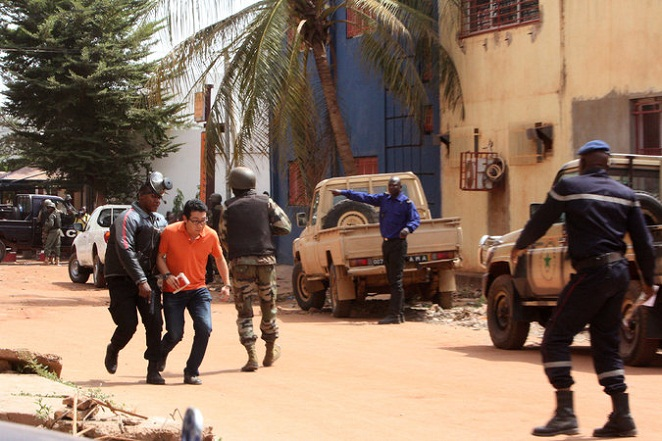 Μάλι: Έληξε η ομηρία στο ξενοδοχείο Radisson Blu