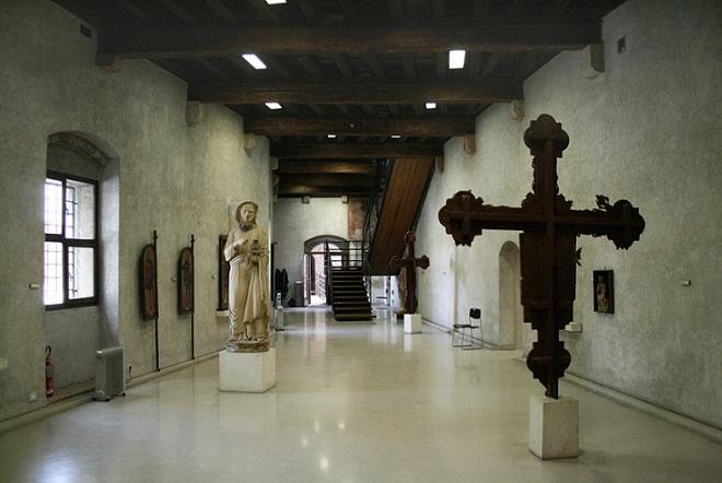 Κινηματογραφική ληστεία σε μουσείο της Βερόνας
