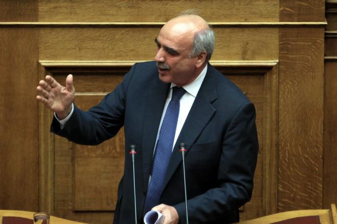 Μεϊμαράκης: Απαραίτητη η συνεννόηση με την κυβέρνηση σε ορισμένα ζητήματα