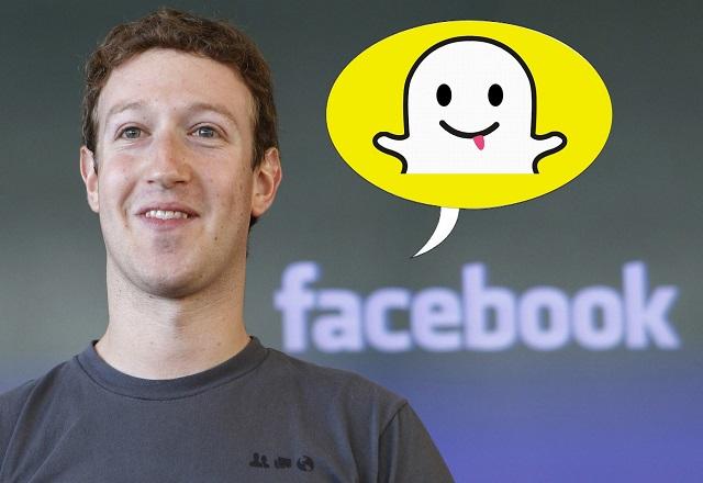Το Facebook θέλει να αντιγράψει το Snapchat