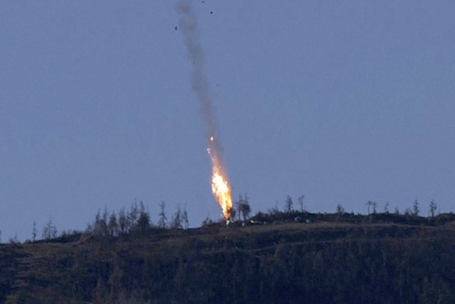 Ρωσικό γενικό επιτελείο: Νεκρός ο ένας από τους δύο πιλότους