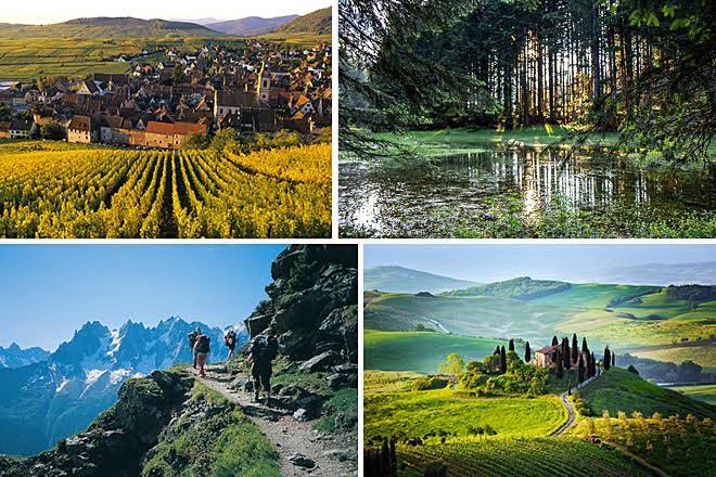 Οι πιο όμορφοι περίπατοι στην Ευρώπη