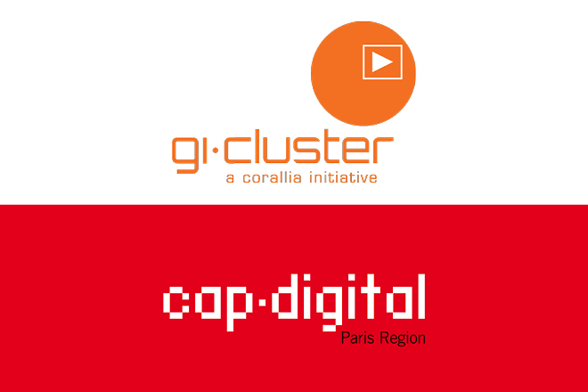 gi-Cluster – Cap Digital:  Ελληνογαλλική συνεργασία στην έρευνα και καινοτομία