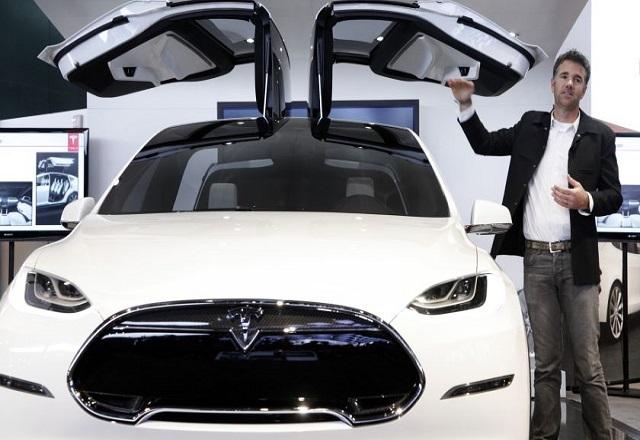 Πόσο θα σας κοστίζει το νέο μοντέλο της Τesla Model X