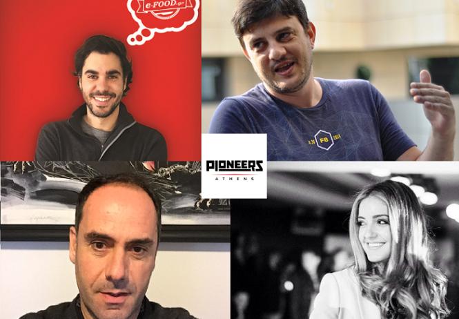 Οι κορυφαίες ελληνικές startups είναι στο Pioneers Athens