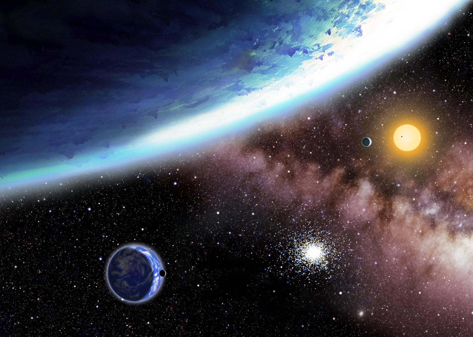 Επιστήμονες φωτογραφίζουν για πρώτη φορά το πιο μακρινό άστρο μέχρι σήμερα