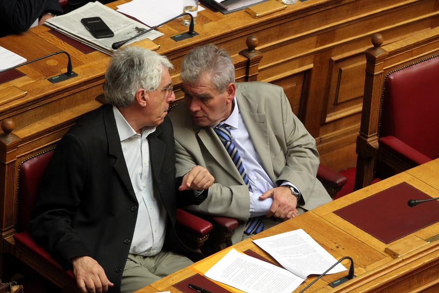 Σχέδιο δικαστικού πραξικοπήματος κατήγγειλε ο Δημήτρης Παπαγγελόπουλος