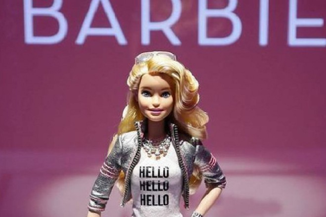 "The ""Hello Barbie"" uses speech recognition and connects to Wi-Fi to learn a child's likes and dislikes so she can incorporate them into conversation. An advocacy group calls it ""creepy"" and is pressuring Mattel to keep the toy off shelves."