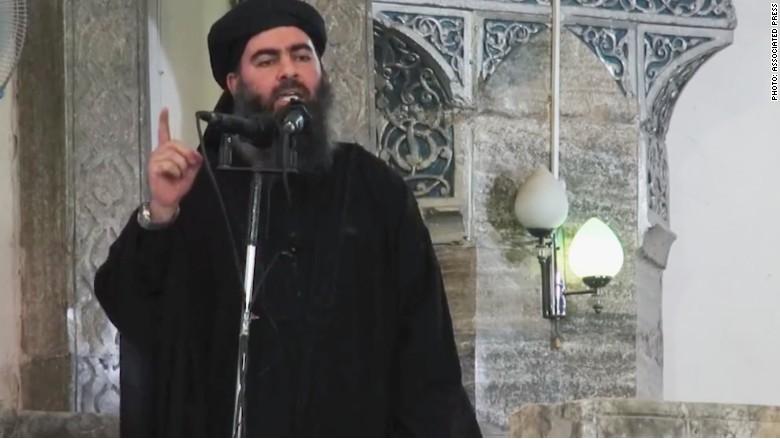 Εκδίκηση για τον θάνατο του ηγέτη του υπόσχεται το Ισλαμικό Κράτος που όρισε τον διάδοχό του