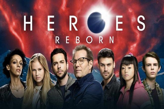 Το Heroes Reborn έρχεται τον Ιανουάριο αποκλειστικά στον ΟΤΕ TV