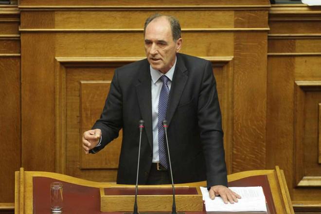Δύο αλλαγές στον αναπτυξιακό νόμο ανακοίνωσε ο Γιώργος Σταθάκης