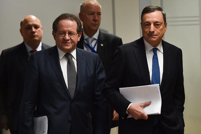 Για μίνι «εμφύλιο» στην ΕΚΤ με πρωταγωνιστή τη Γερμανία κάνει λόγο η Bild