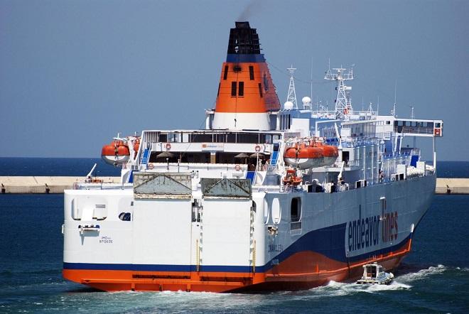 Το «Ionian Queen»στο «δυναμικό» της Hellenic Seaways