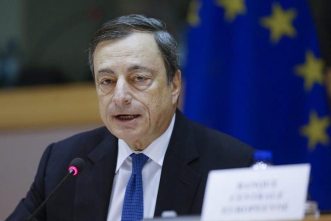 Ντράγκι: Αναγκαίοι οι πλειστηριασμοί για τη ρύθμιση των δανείων
