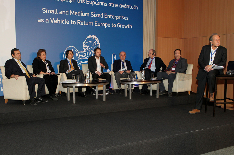 ΕΤΕΑΝ: Πέντε πρωτοβουλίες για τη στήριξη μικρομεσαίων επιχειρήσεων