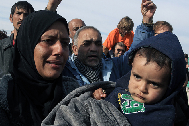 H μεγαλύτερη προσφυγική κρίση του αιώνα