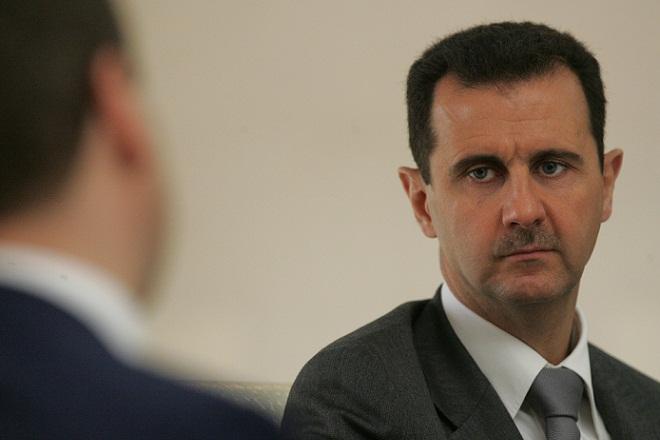 Μήνυμα Άσαντ για τους βομβαρδισμούς στη Συρία
