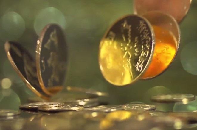 Η εμμονή του ISIS στα χρυσά νομίσματα