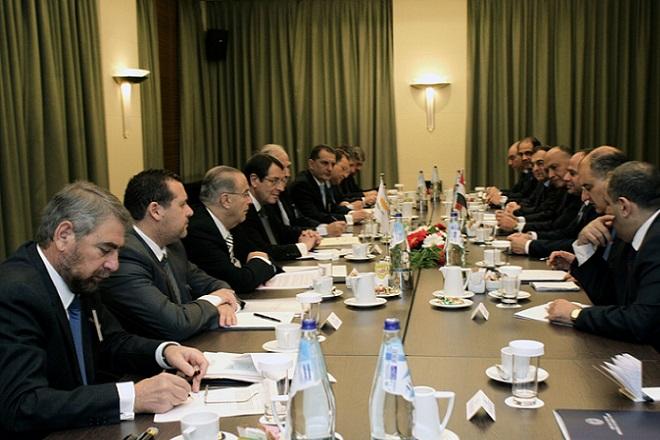 Τσίπρας: Η Ελλάδα και η Κύπρος αποτελούν πόλο σταθερότητας