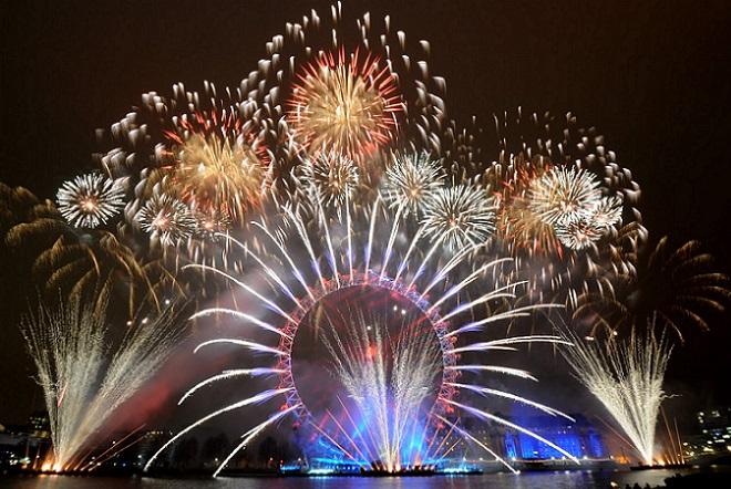 Ποιες είναι οι καλύτερες πόλεις για να γιορτάσετε το νέο έτος