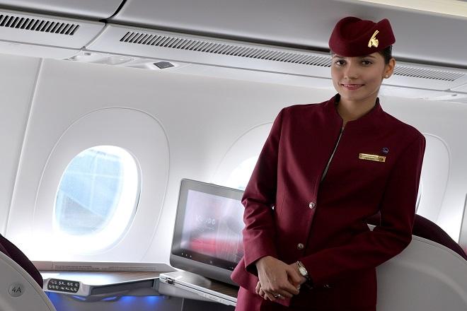 Η Qatar Airways «προσγειώνει» το καλύτερο αεροσκάφος της στην Αμερική