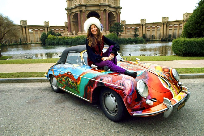 Πόσο πωλήθηκε η Porsche του 1964 της Janis Joplin