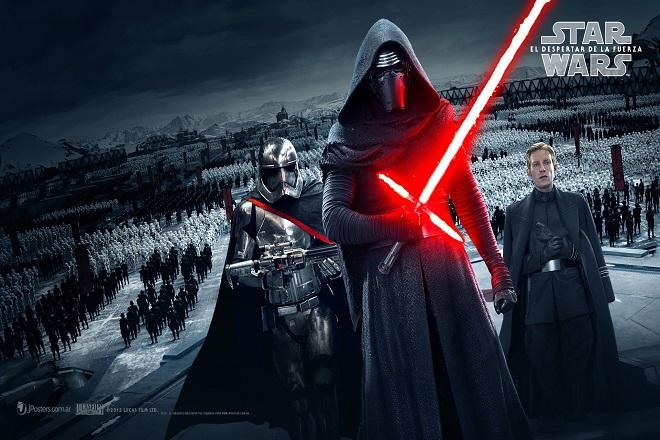Εισπράξεις – ρεκόρ για το Star Wars το πρώτο Σαββατοκύριακο προβολής του