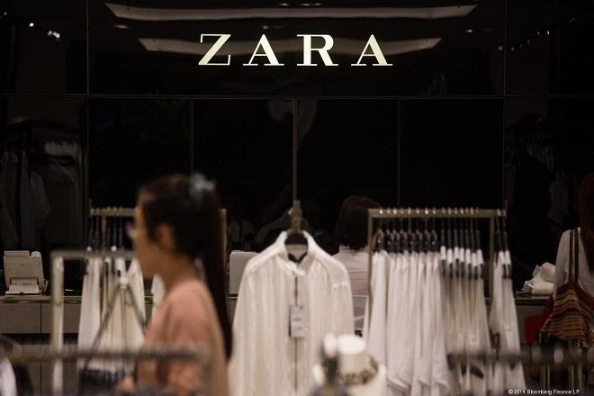 Στα ύψη οι πωλήσεις της Inditex – Ζara και το 2015