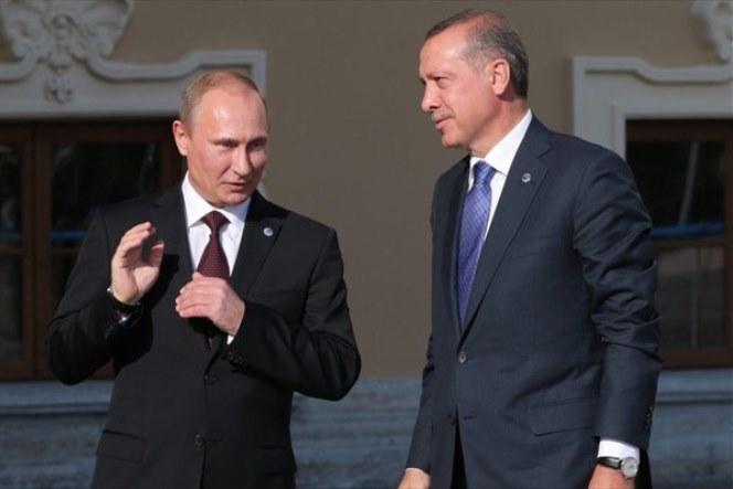 Τριπλό αυστηρό τελεσίγραφο από Πούτιν σε Ερντογάν