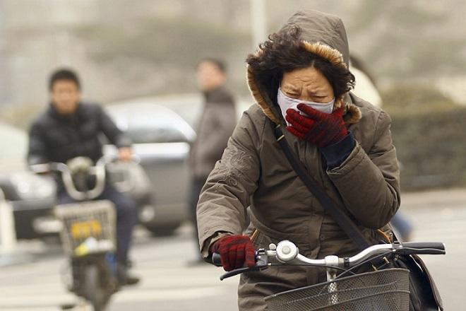 ΟΗΕ: Εννιά στους δέκα ανθρώπους αναπνέουν μολυσμένο αέρα