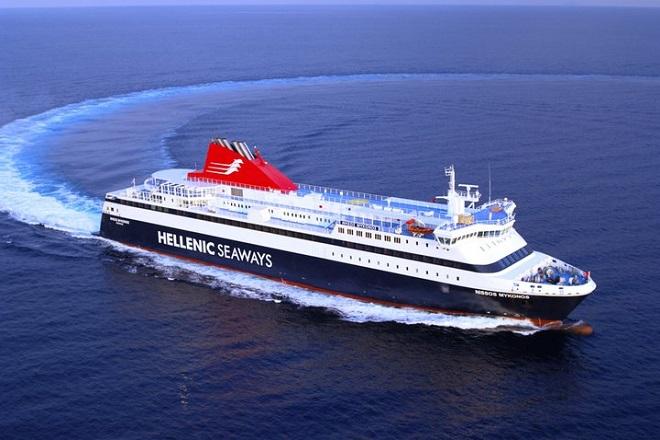 Οι Μινωικές Γραμμές αυξάνουν τη συμμετοχή τους στην Hellenic Seaways