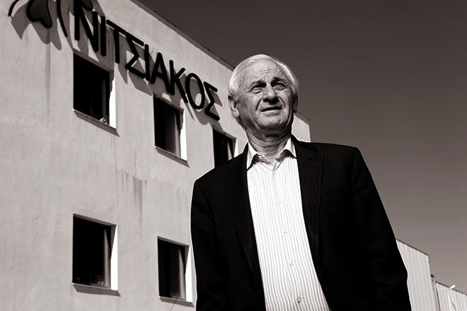 Σήμερα η κηδεία του επιχειρηματία Θεόδωρου Νιτσιάκου